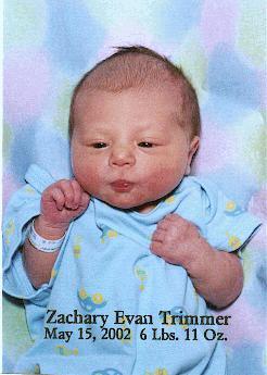 ZACHARY TRIMMER