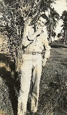 Bob on Guam Jan 1947
