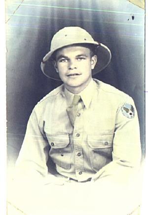Bill Cairo Egypt 1943