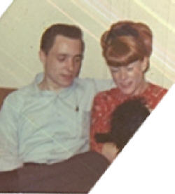 Danny and Bernadette