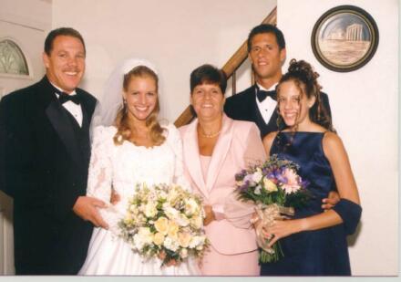 Ronald. Diana, Patricia, Alexander and Pamela