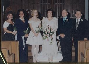 Sue-Paul wedding