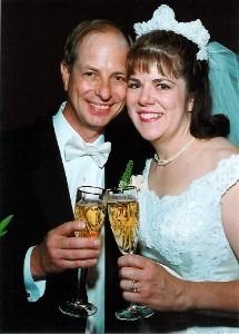 jack & Carol wedding