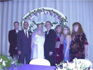 Mark, Jack, April, Chris, Lynda, Melanie