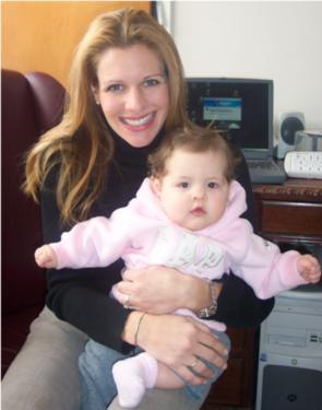 Diana and Ava Feb 2003