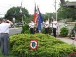 Bill Thomson Memorial Park Dedication