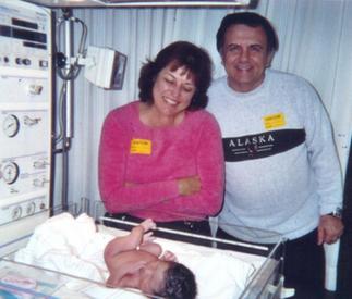 Debbie, Rick and Elektra