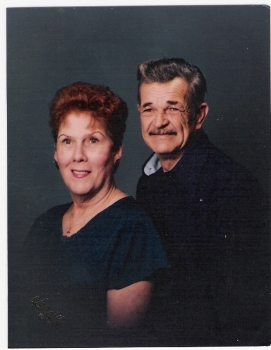 Joan and Walter Thomson