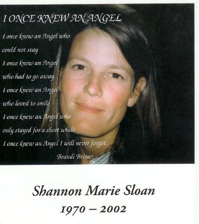 Shannon Marie Sloan