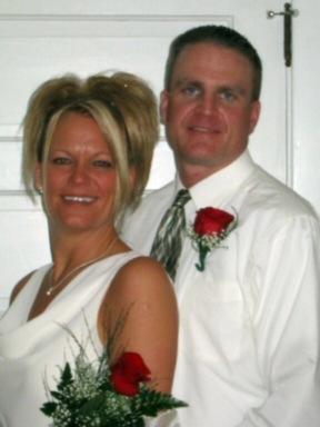 Tina and Aaron Molacek wedding